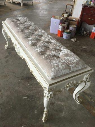 Купити класичні меблі для спальні Шампань