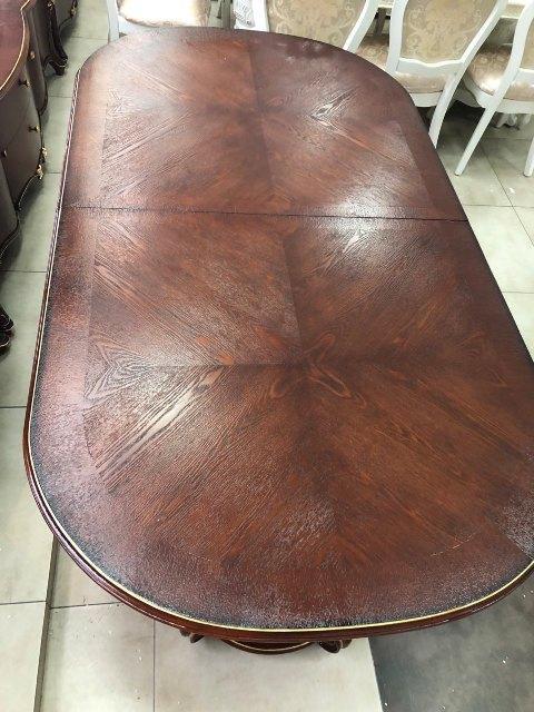 Столешня коричневого стола Стол ST- 21, Китай